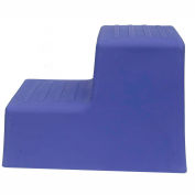 "High Country Plastics 2 Step Mounting Step, Purple 19""H - MS-19P"
