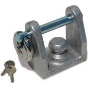 High Country Plastics EZ Lock, Bulldog Coupler, Bumper Pull, TL-20