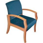 HPFI® Unos Guest Chair, Sky