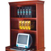HPFI Single Hutch W/Three Adjustable Shelves, 36X16X48