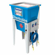 Herkules Automatic Paint Gun Washer W/ Fluid transfer system, 2 Gun & 2 Cup Capacity