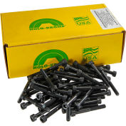 M10 x 1.5 x 50mm Socket Cap Screw - Steel - Black Oxide - UNC - Pkg of 100 - USA - Holo-Krome 76320