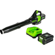 GreenWorks® 2404602 BL80L2510 80V Pro Series GEN II Axial Blower Kit W/2.5Ah Battery & Charger