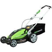 "GreenWorks® 25352 3-In-1 Cordless Mower, 19"", 36V"