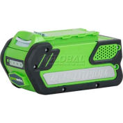GreenWorks® 40V 2AH Lithium Ion Rechargeable Battery