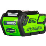 GreenWorks® 29472 40V Li-Ion G-MAX Battery 4Ah Extended Capacity