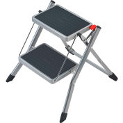 Hailo Mini Silver Step Stool - 4310-151