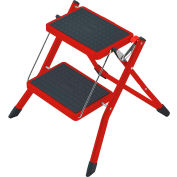 Hailo Mini Red Step Stool - 4310-601