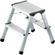 Hailo L90 2 Step Dual Sided Step Stool - 4321-001