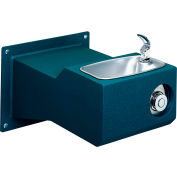 Halsey Taylor Endura™ Frost-Resistant I/O Steel Wall-Mount Fountain, 4705