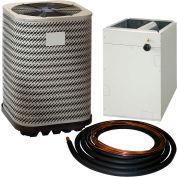 Kelvinator Air Conditioning System JS4BE-018KA, 1.5 Ton, R-410A, 18000 BTU, 14 SEER