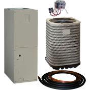 Kelvinator Heat Pump System JT4BE-042KA, 3.5 Ton, R-410A, 42000 BTU, 14 SEER