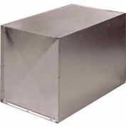 "Hamilton Home Products Return Air Box Assembly RAB17 - 17-1/2"" Wide Applications"