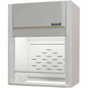 """HEMCO® CE AireStream Fume Hood with Explosion Proof Light, 48""""W x 24""""D x 45""""H"""