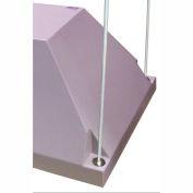 HEMCO® Island Canopy Mounting Kit (Threaded Rod)
