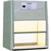 "HEMCO® EcoFlow Fume Hood with Vapor Proof Light, 24""W x 23""D x 36""H"