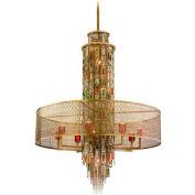 Corbett Lighting, 123-716, Riviera 16 Light Pendant