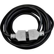 Kichler Lighting, 12346BK, Power Supply Lead 8Ft (Led)