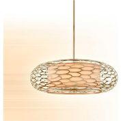 Corbett Lighting,127-48,Cesto 8 Light Pendant