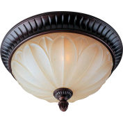 Maxim Lighting,13500WSOI,Allentown,Flush Mount