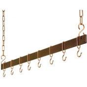 "Rogar,1644,48"" Hanging Bar W/8 Hooks"