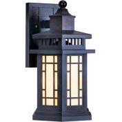 Livex Lighting, 2393-07, 1-Light Outdoor Wall Sconce