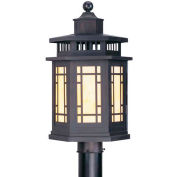 Livex Lighting, 2394-07, 1-Light Outdoor Wall Sconce