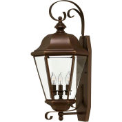 Hinkley Lighting, 2428CB, Large Wall Outdoor