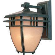 "Designers Fountain,30811-ABP,6 1/2"" Wall Lantern"