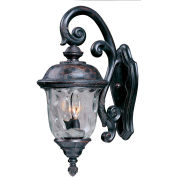 Maxim Lighting,3496WGOB,Carriage House Dc,Outdoor Wall Mount