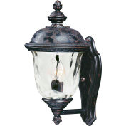 Maxim Lighting,40422WGOB,Carriage House Vx,Outdoor Wall Mount