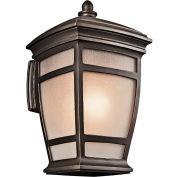 Kichler Lighting, 49273RZ, Outdoor Wall 1Lt