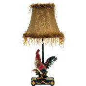 Dimond Lighting, 7-208, L--Petite Rooster Lamp