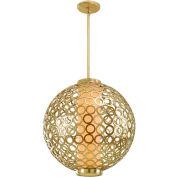 "Corbett Lighting,72-43,Bangle 3,Light Hanging Ball 23"""