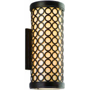 Corbett Lighting,83-22,Bangle 2-Light Wall Lantern