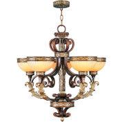 Livex Lighting,8545-64,5,Light Chandelier