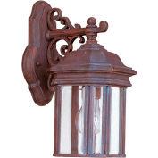 Sea Gull Lighting, 8835-08, Single-Light Hill Gate Outdoor Wall Lantern