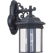Sea Gull Lighting, 8835-12, Single-Light Hill Gate Outdoor Wall Lantern