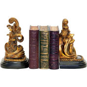 Sterling Industries, 91-1458, Pair Tuscan Scroll Bookends