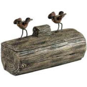 Sterling Industries, 93-19311, Little Birds On A Log Box