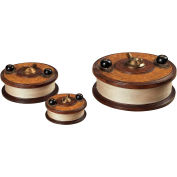 Sterling Industries, 93-9206, Reproduction Fishing Reels