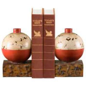 Sterling Industries, 93-9262, Sterling Pair Of Fishing Bobber Bookends