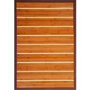 Anji Mountain, AMB0050-0023, 2' x 3' Premier Bamboo Area Rug
