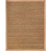 Anji Mountain, AMB0119-0268, 2.5' x 8' Sabertooth Seagrass Rug