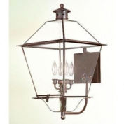 Troy Lighting, B8960NR, Montgomery 4-Light Wall Lantern