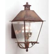 Troy Lighting, BCD9137CI, Montgomery 4-Light Wall Lantern