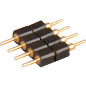 ET2 Lighting, E53262, Starstrand 4-Pin Male-To-Male Connector (10/Pk)