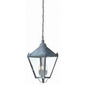 Troy Lighting, FCD8948CI, Preston 4-Light Hanging Lantern