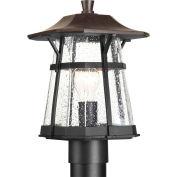 "Progress Lighting, P5479-84, One-Light Post Lantern (8.5"")"