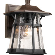 "Progress Lighting, P5750-84, One-Light Med. Wall Lantern (8.5"")"